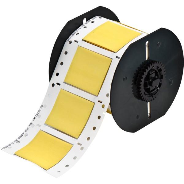 BRADY PermaSleeve Schrumpfschläuche aus Polyolefin für die Drucker BBP33/i33 B33D-1000-2-342YL 14293