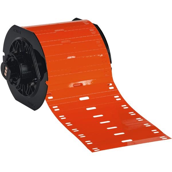 BRADY Polyester-Kabelanhänger für die Drucker BBP33/i3300 B33-75X10-7598-RD 197549
