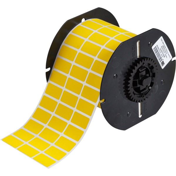 BRADY Polyvinylfluorid-Etiketten für die Drucker BBP33/i3300 B33-5-437YL 133889