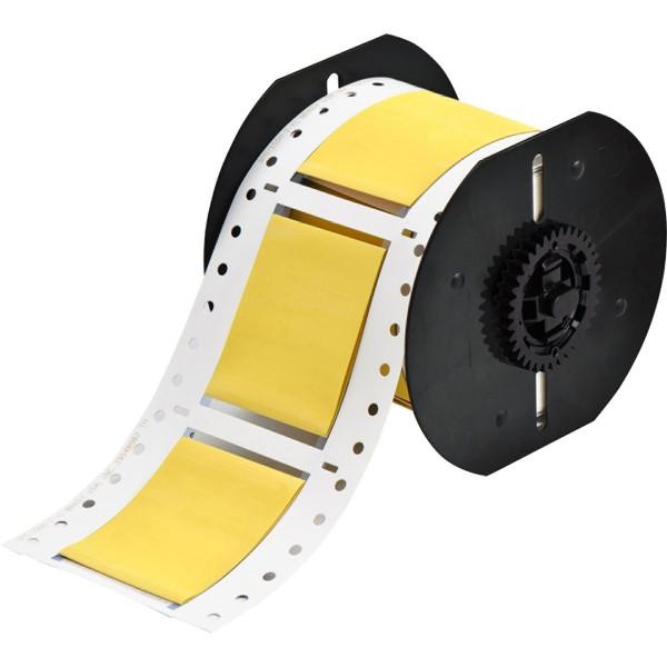 BRADY PermaSleeve Schrumpfschläuche aus Polyolefin für die Drucker BBP33/i33 B33D-1500-2-342YL 14299