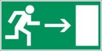 BRADY Antirutsch-Bodenmarkierer - Rettungs- & Brandschutzkennzeichnung FLOORSIGN: PIC 359-400*200-B7