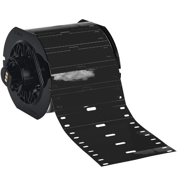 BRADY Polyester-Kabelanhänger für die Drucker BBP33/i3300 B33-75X15-7598-BK 197558