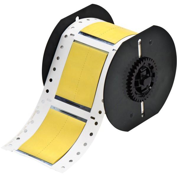 BRADY PermaSleeve Schrumpfschläuche aus Polyolefin für die Drucker BBP33/i33 B33-1500-2-342YL-2 1338