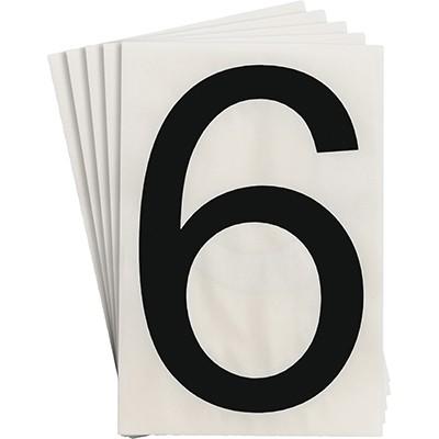 121883 - Vorgestanzte ToughStripe Zahlen und Buchstaben