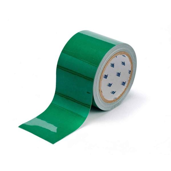 BRADY Bodenmarkierung - 76,2mm Grüne Toughstripe Polyester TOUG2 GRN 104345