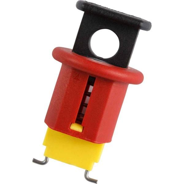 BRADY Miniatur-Verriegelungssystem für Schutzschalter, Typ POW (ABB MS325) Circuit Breaker Lockout -