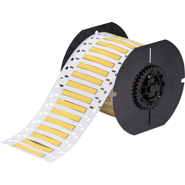 BRADY PermaSleeve Schrumpfschläuche aus Polyolefin für die Drucker BBP33/i33 B33D-125-2-342YL 143022