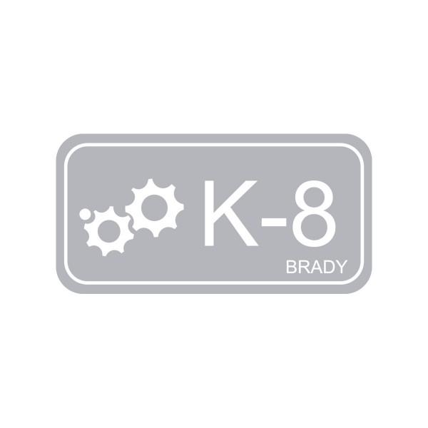 BRADY Anhänger für Energiequellen–Kinetik ENERGY TAG-K-8-75X38MM-PP/25 138777
