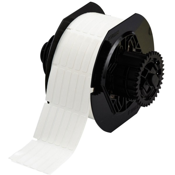 BRADY Wiederablösbare Etiketten aus Vinylgewebe für die Drucker BBP33/i3300 B33-90-498 142875