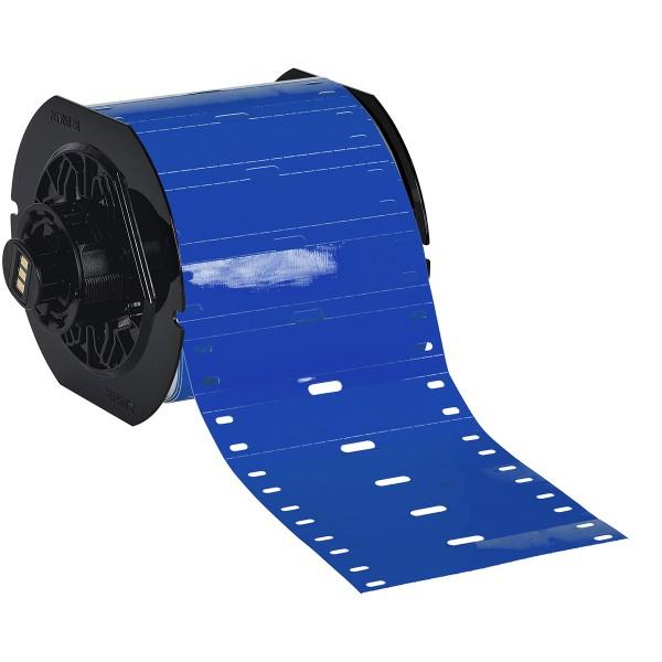 BRADY Polyester-Kabelanhänger für die Drucker BBP33/i3300 B33-75X15-7598-BL 197559