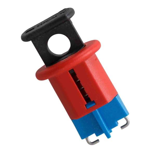 BRADY Miniatur-Verriegelungssystem für Schutzschalter, Typ PIS ELEC. CIRCUIT BREAKER L/O EURO PIS EA