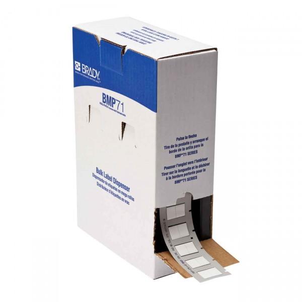 BRADY Großpackung mit PermaSleeve Schrumpfschläuche zur Kabelkennzeichnung f BM71-375-1-342-2 104752