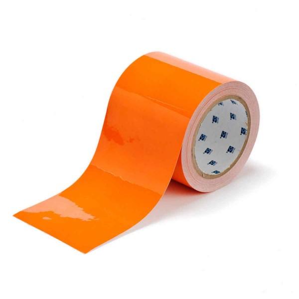 BRADY Bodenmarkierung - 76,2mm Orange Toughstripe Polyester TOUG2 ORG 104346