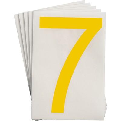 121894 - Vorgestanzte ToughStripe Zahlen und Buchstaben