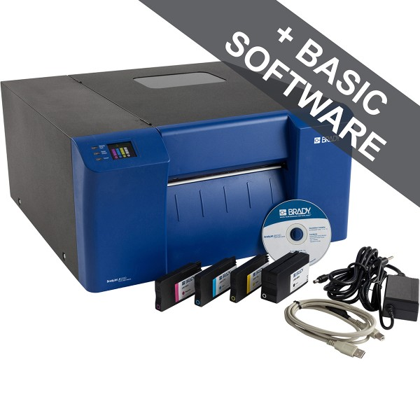 BRADY BradyJet J5000-Farbetikettendrucker–EU J5000-EU 148792