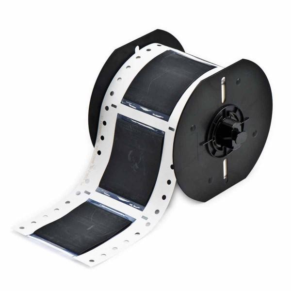 BRADY PermaSleeve Schrumpfschläuche aus Polyolefin für die Drucker BBP33/i33 B33-1500-2-342BK 142991
