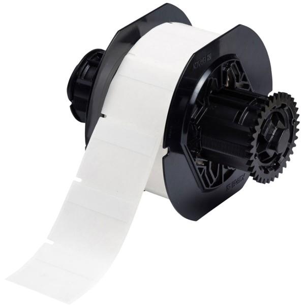 BRADY Selbstlaminierende Vinyletiketten für die Drucker BBP33/i3300 B33-121-427 142871