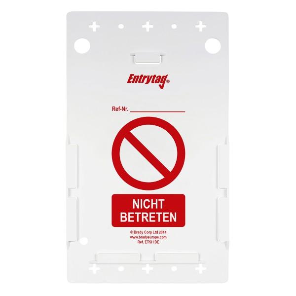 BRADY Entrytag-Halter ENT-DE-ETSH-V2-A 136548