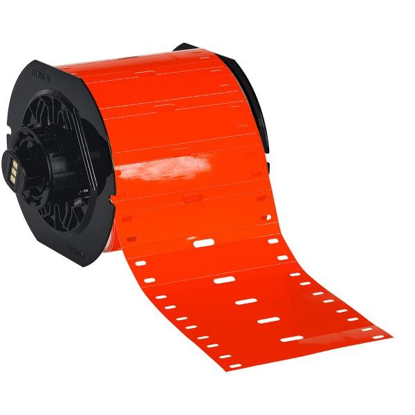 BRADY Polyester-Kabelanhänger für die Drucker BBP33/i3300 B33-75X15-7598-RD 197556