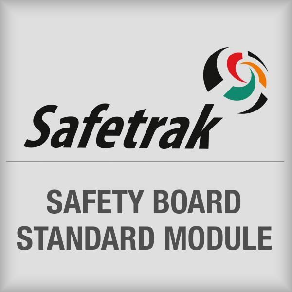 BRADY SafeTrak-Standardmodul für Sicherheitstafeln SAF-MOD-SAB-SUB 197644