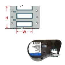BRADY PermaSleeve Schrumpfschläuche zur Kabelkennzeichnung für BMP41/BMP51/B MC-250-342 143224
