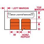 029734 - LaserTab Etiketten für Laserdrucker
