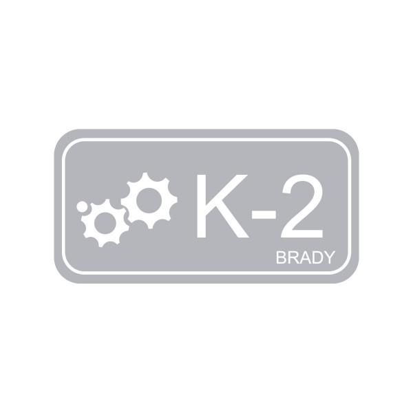 BRADY Anhänger für Energiequellen–Kinetik ENERGY TAG-K-2-75X38MM-PP/25 138432