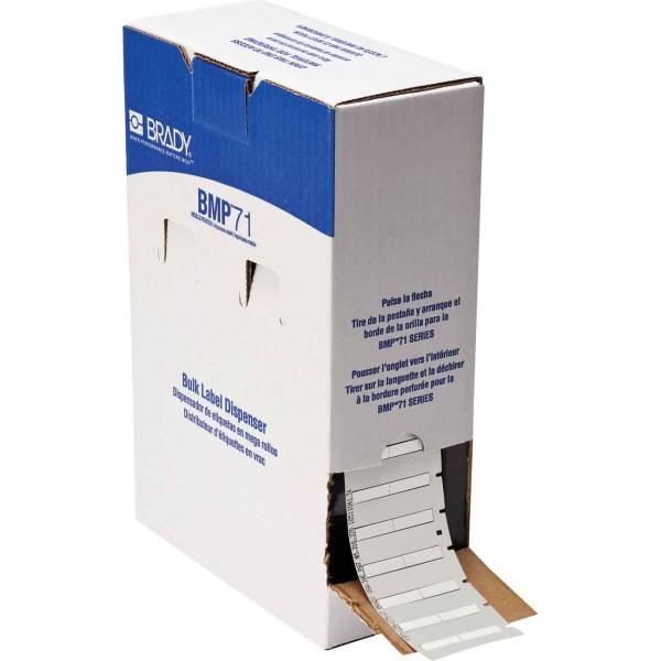 BRADY Großpackung mit PermaSleeve Schrumpfschläuche zur Kabelkennzeichnung f BM71-125-175-342-2 1047
