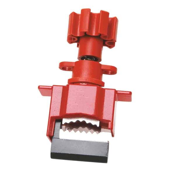 BRADY Kleiner Universal-Ventilabsperrungs-Klemmblock SMALL UVLO BASE CLAMPING UNIT 50924