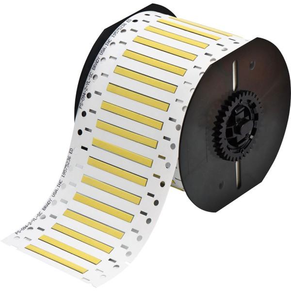 BRADY PermaSleeve Schrumpfschläuche aus Polyolefin für die Drucker BBP33/i33 B33D-94-2-342YL 143020