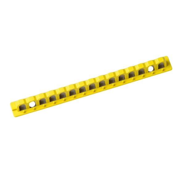 BRADY EZ Panel Loc-Halterung zum Verriegeln–203,20 mm EZ PANEL 8 STANDARD LOCK RAIL, 1 PACK 51258