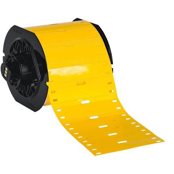 BRADY Polyester-Kabelanhänger für die Drucker BBP33/i3300 B33-75X15-7598-YL 197554
