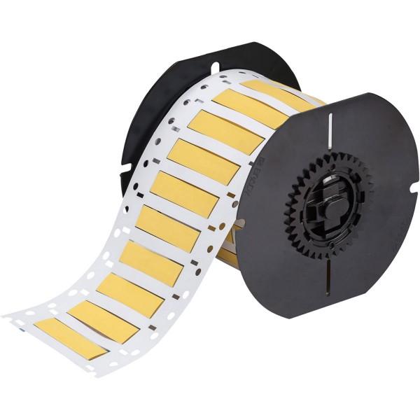 BRADY PermaSleeve Schrumpfschläuche aus Polyolefin für die Drucker BBP33/i33 B33D-250-2-342YL 143026
