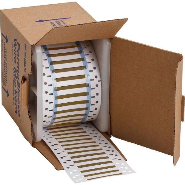 BRADY PermaSleeve Schrumpfschläuche zur Kabelkennzeichnung 3PS-094-2-BR-S 108392