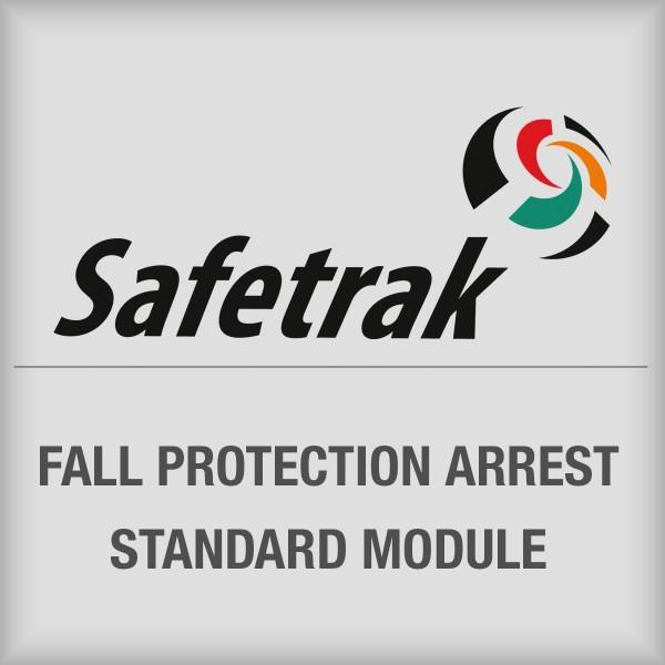 BRADY SafeTrak-Standardmodul für den Fallschutz SAF-MOD-FPA-SUB 197629
