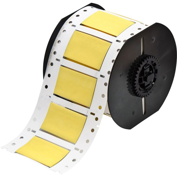 BRADY PermaSleeve Schrumpfschläuche aus Polyolefin für die Drucker BBP33/i33 B33D-750-2-342YL 142928