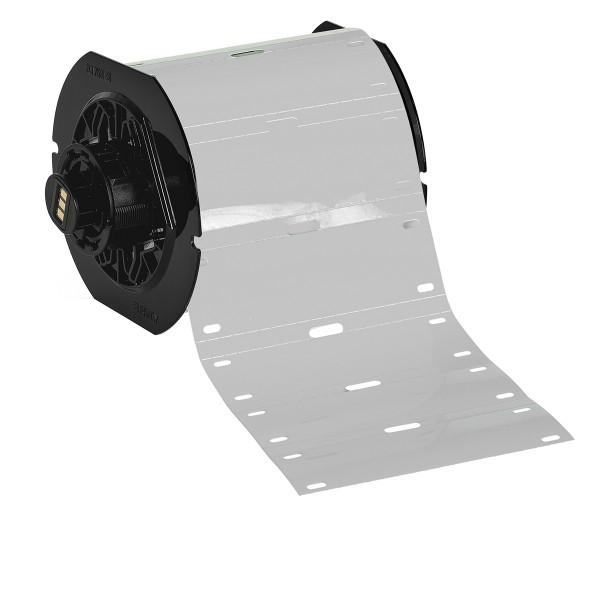 BRADY Polyester-Kabelanhänger für die Drucker BBP33/i3300 B33-75X25-7598-SV 197564